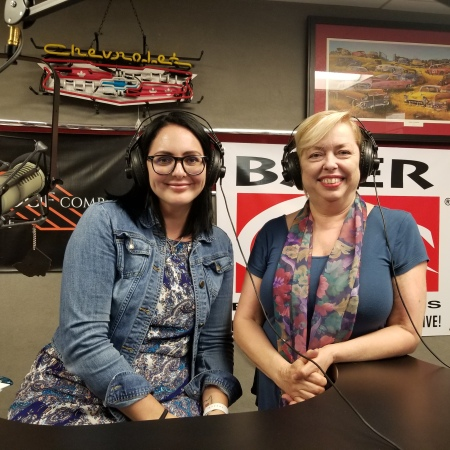 Deanna Barzak, Business Development Manager with Pathways Financial Credit Union, and Mary McCarthy, the host of The Successful Micropreneur podcast
