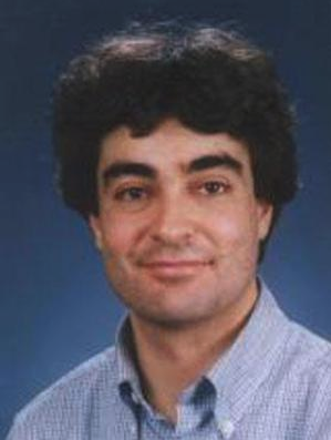 Picture of Dr. Aleix Martinez, professor in the Department of Electrical and Computer Engineering at The Ohio State University