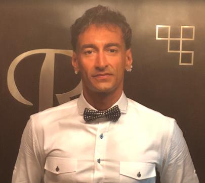 Roshan Melwani, Director at Sam's Tailor in Hong Kong