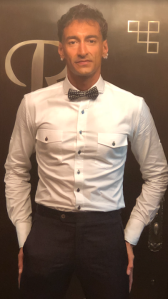 Roshan Melwani, Director at Sam's Tailor in Hong Kong